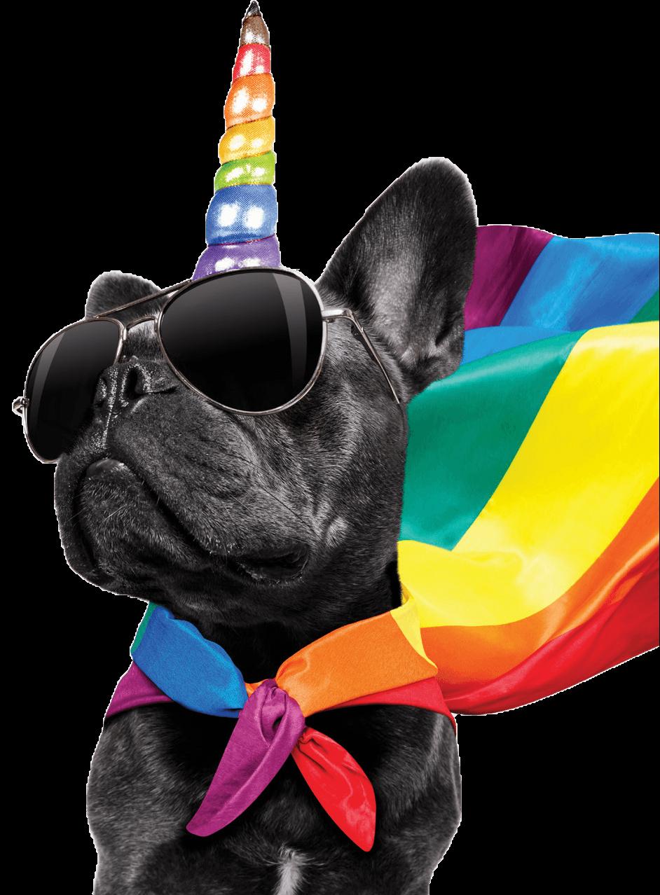 Brand Pride Mascot